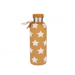 Botella acero 750 ml +...