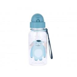 Botella plástico...