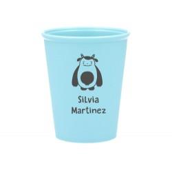 Vaso personalizado Blue...