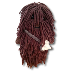 Chewbacca Amigurumi