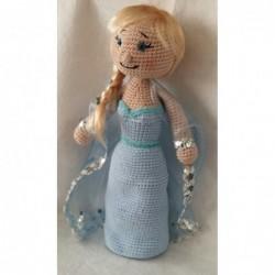 Elsa (Frozen) amigurumi