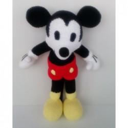 Mickye Mouse Amigurumi
