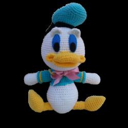 Bebé Donald Amigurumi
