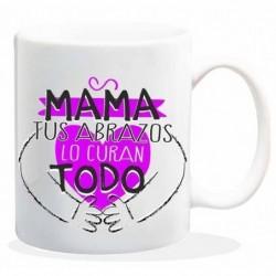 Taza ceramica Mama tus...