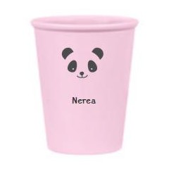 Vaso personalizado Panda (+...