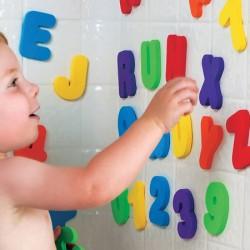 Juguete de baño Letras y...