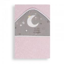 Capa de baño Universo rosa...