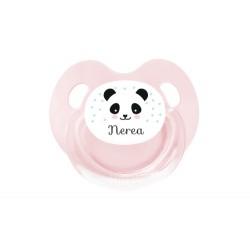 Chupete personalizado Panda...