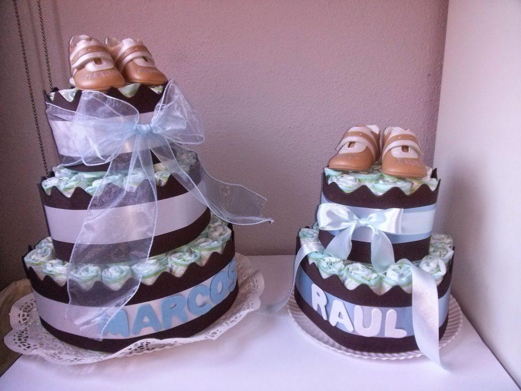 tartas gemelos