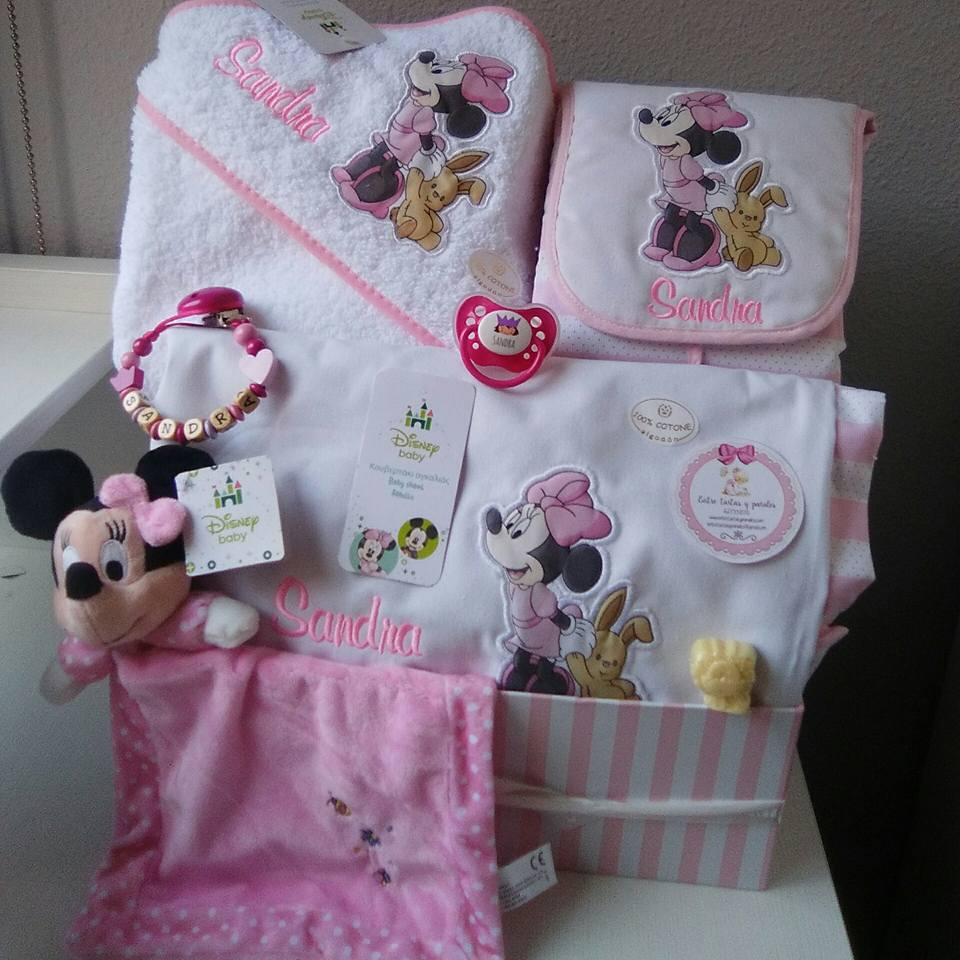 Canastilla Minnie