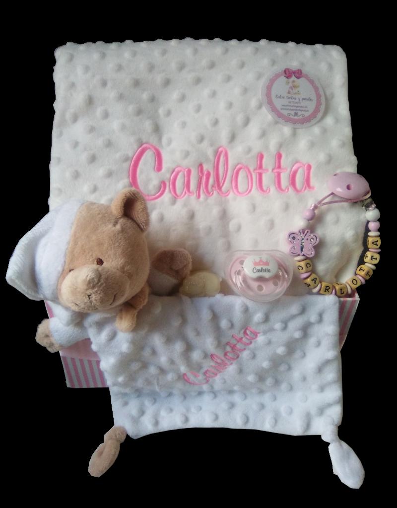 Canastillas Personalizadas Carlotta