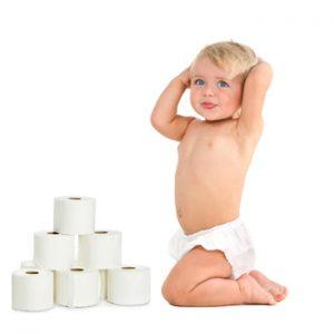 cómo enseñar a un niño a ir al baño solo
