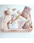 Comprar canastillas para bebés recién nacidos personalizadas ▷ Cestas
